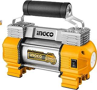 Ingco – Auto Air Compressor – Dc12V – 120Psi – Car Tires Wheels (AAC2508)