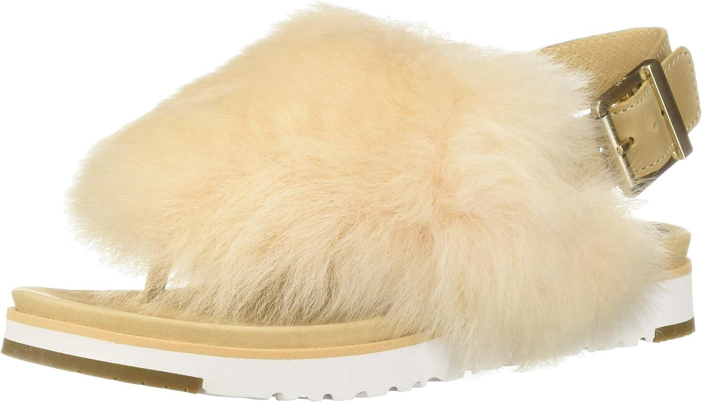 Schuhe Holly Soft Ochre Sandalen Damen Damen 36 Soft Ochre  Designer online