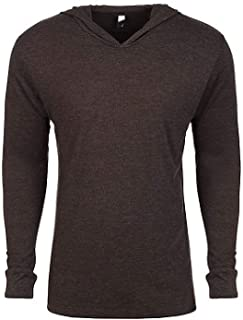 Next Level Apparel Tri-Blend Long-Sleeve Hoody (6021)