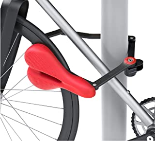 Antiheft for bike saddle bicycle Closed Lock Vélo Selle Château Racer MTB new