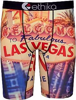 ETHIKA Mens The Staple Vintage Vegas Boxers Underwear