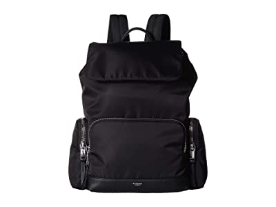 KNOMO London Mayfair Clifford Rucksack (Black 2) Backpack Bags