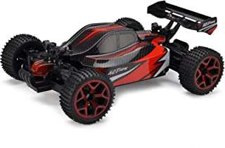 Cheerwing 4WD RC Car Off-Road Vehicle 1: 18 2.4Ghz High Speed Buggy Remote Control Racing Car Red