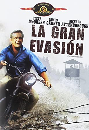 La gran evasion [DVD]: Amazon.es: Steve McQueen, Mirisch ...