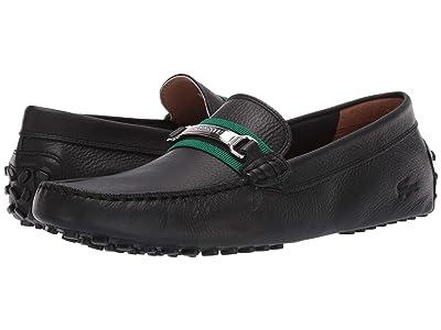 Lacoste Ansted 119 1 U (Black/Green) Men