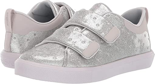 Silver Glitter/Tundra Grey