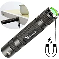 WISSBLUE X2 Military Grade Tactical Flashlight