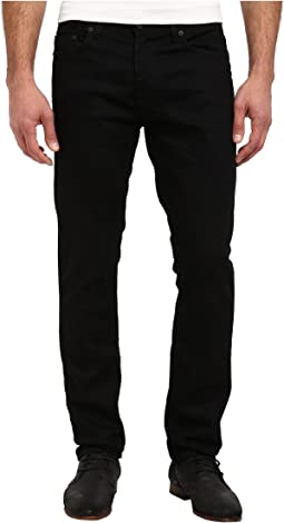 Slim Fit in Clean Black