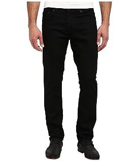 Slim Fit in Clean Black
