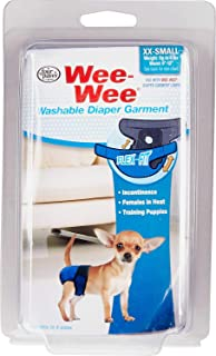 Best four paws wee wee diaper garment Reviews