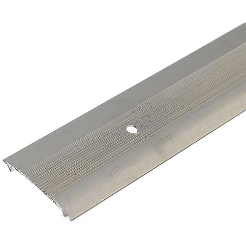 Bulk Hardware BH00016 Aluminium Carpet Cinch Cover Strip - 915mm (3ft) - Silver