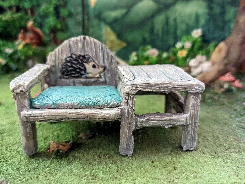Fairy Garden - supreme Figurine Time sale Miniature Deco Statuette Dollhouse