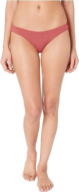 Print Beach Classics Reversible Regular High Leg Bottoms