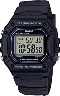 Casio W-218H-1AVDF Watch For Men