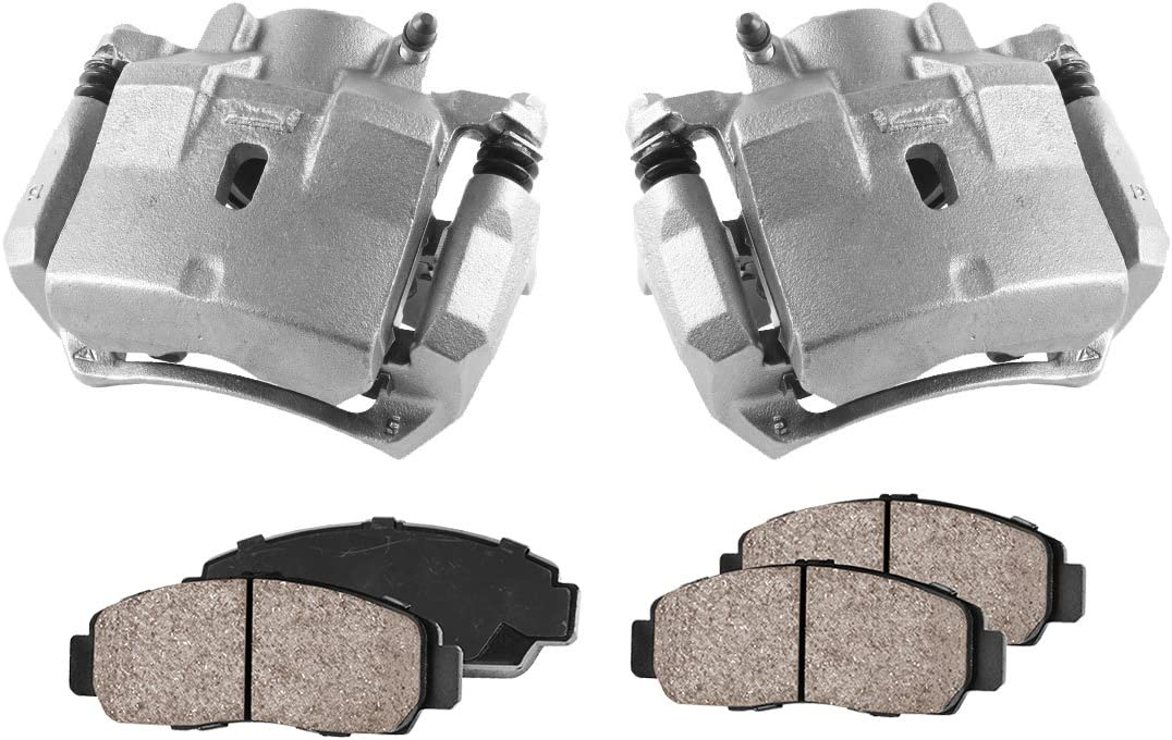 Callahan Max 86% OFF CCK01004 2 FRONT Premium Loaded Low price S Assembly OE Caliper