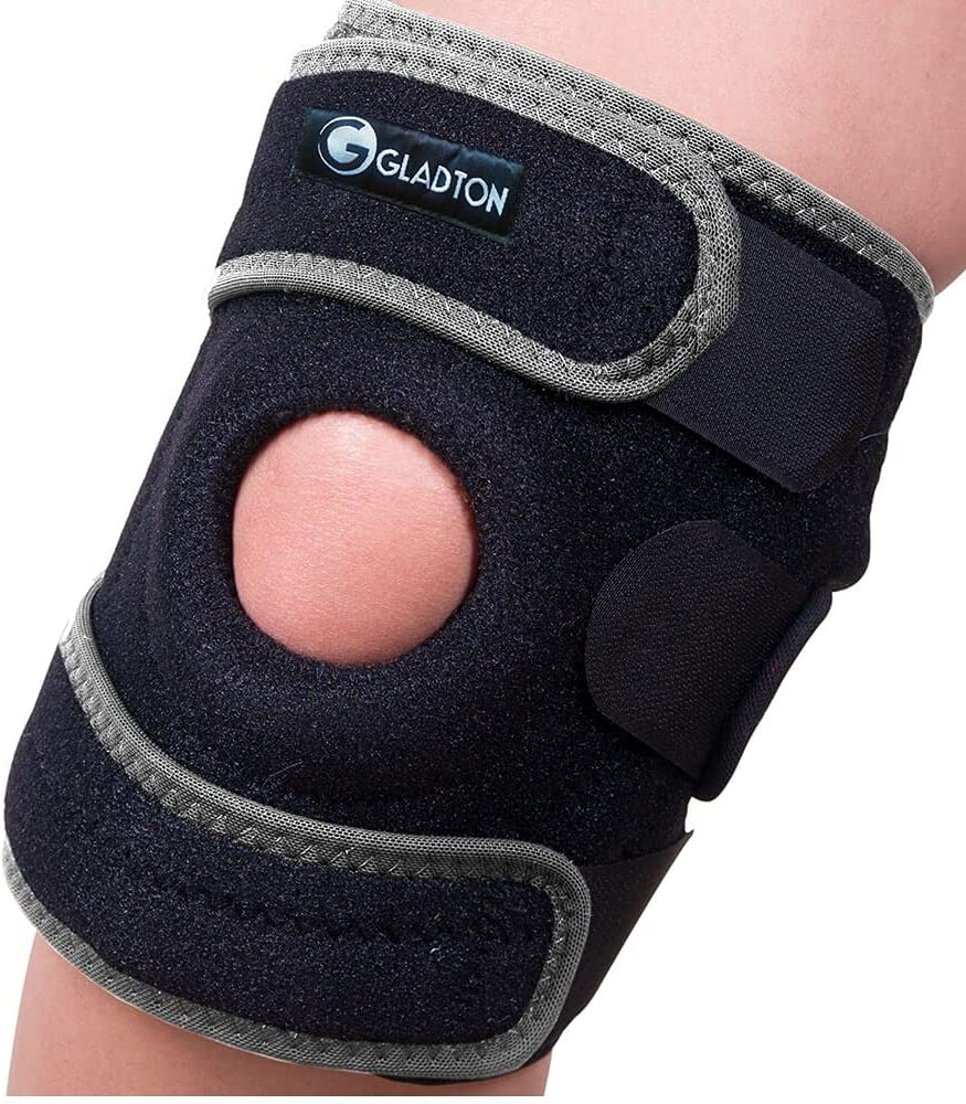 100% quality warranty GLADTON knee Department store support for climbing exercising walking running