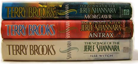 The Voyage of the Jerle Shannara (Ilse Witch /  2-Antrax, 3-Morgawr)