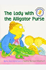 The Lady with the Alligator Purse Board book