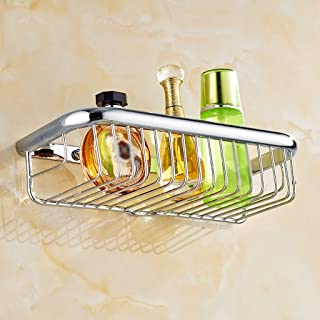 Ljf Engrosamiento del baño Capas cuadradas de un Solo baño Pared de la estantería Perforación de ángulo de una Sola Capa (...