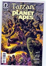 Tarzan on the Planet of the Apes #1 (2016) Duncan Fegredo Cover