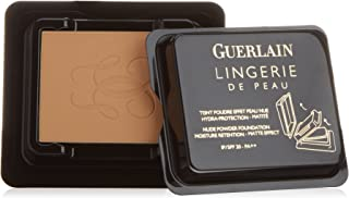 Guerlain Lingerie De Peau Foundation And Concealer Moisturising Recharge 04 Beige Moyen, All in One Product. Pack of 1 x 0.01kg)