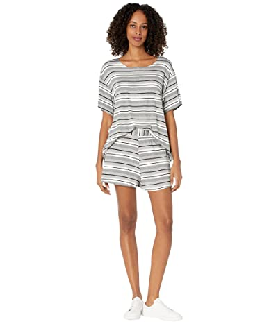 Show Me Your Mumu WFH Set (Online Stripe) Women