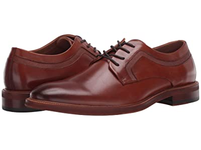 Kenneth Cole Reaction Palm Lace-Up PT (Cognac) Men