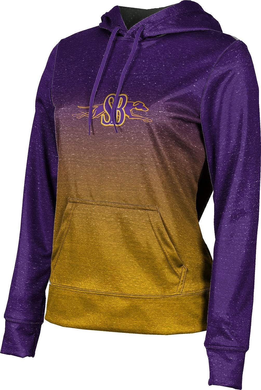 San Benito High School Girls' Pullover Hoodie, School Spirit Sweatshirt (Ombre)