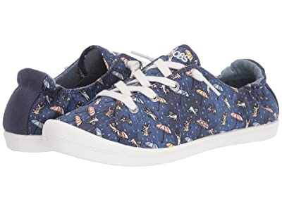 BOBS from SKECHERS Beach Bingo (Navy Multi) Women
