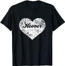 I Love Hoover Shirt, Funny Cute Alabama Gift Souvenir