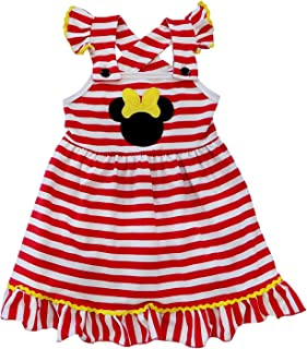 9f4e73e84ee1b Amazon.com: Minnie Mouse - Dresses / Clothing: Clothing, Shoes & Jewelry