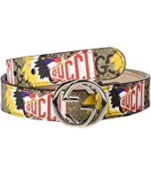 Gucci Kids - GG Belt 25839595J0N (Little Kids/Big Kids)