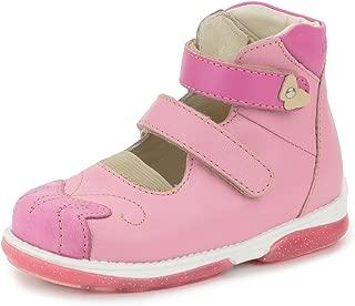 Memo Princessa Corrective Orthopedic Leather Mary Jane AFO Shoes