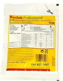 Kodak D-76 Black & White Film Developer Powder to Make 1 Liter.