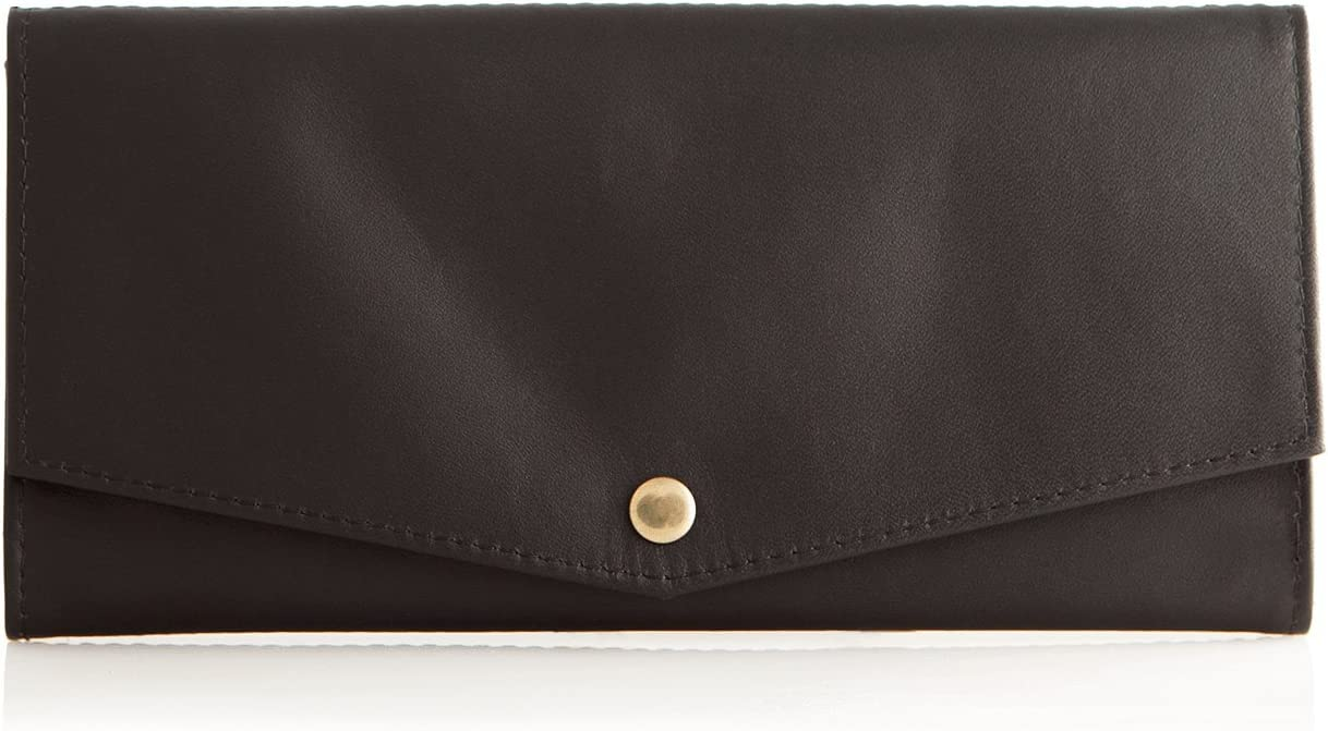 Mule Max 67% Clearance SALE! Limited time! OFF Strada Womens Wallet Leather Slim Minimalist Prot RFID