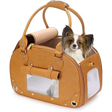 KAYI Pet Carrier Breathable Portable Travel Bags Single Shoulder Bag With Adjustable Shoulder Strap