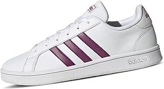 Adidas Tenis Grand Court Base - FW0810 - Blanco - Mujer