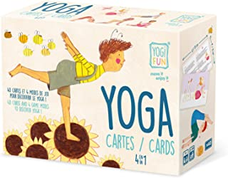 Buki- Jeu de Yoga 4 en 1, Y001