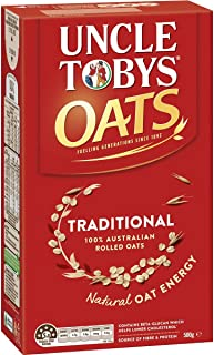 Uncle Tobys Traditional Oats 500g.