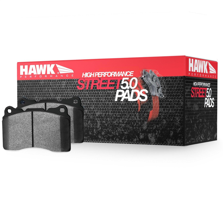 Hawk Performance (HB563B.656) High Performance Street 5.0 Brake Pad