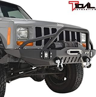 Tidal Off-road Front Bumper with LED Lights