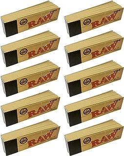 Generous Relax Raw Carnet de 500 filtres en Carton Emballage d'origine