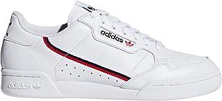 brand new dd3f1 58207 Adidas Continental 80 White, Basket Mode pour Hommes. Tennis, Sneaker.  Nostalgie Vintage
