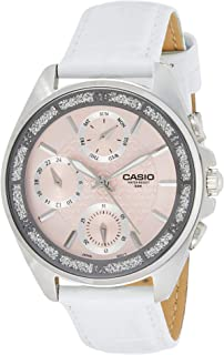 Casio Casual Watch Analog Display Japanese Quartz For Women Ltp-2086L-7A