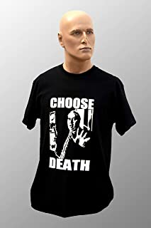 Budd Dwyer Choose Death Graphic Tee Customized Handmade Shirt