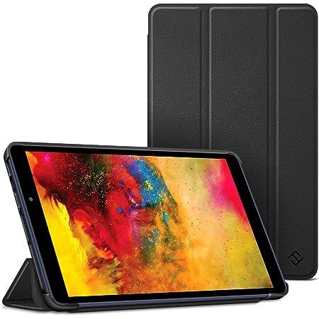 "FINTIE Custodia per Huawei MatePad T8 8.0"" 2020 - Slim Protettiva Case Cover in Pelle PU per Huawei MatePad T8 8.0 Tablet, Nero"
