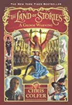 A Grimm Warning (Turtleback School & Library Binding Edition) (The Land of Stories)