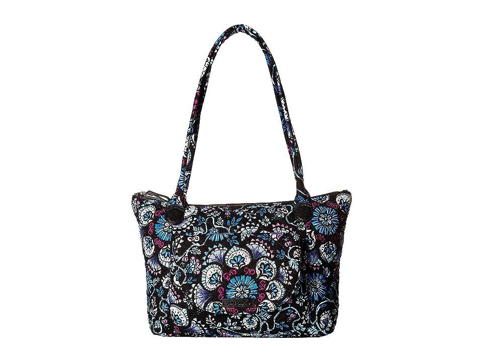 6ac721ed409c Vera Bradley Carson East West Tote (Bramble) Tote Handbags
