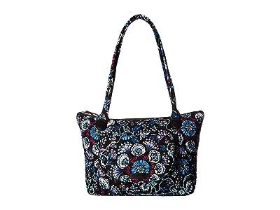 Vera Bradley Carson East/West Tote (Bramble) Tote Handbags