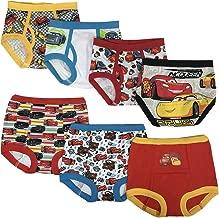 Disney Boys' Toddler Cars 3pk Training Pants & 4pk Briefs